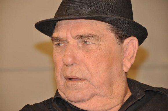 """Manuel Porto en """"Con dos que se quieran"""". Foto: Cubadebate."""
