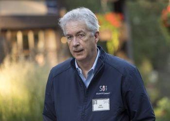 Bill Burns, director de la CIA. | Foto: David P. Morris / Bloomberg News.