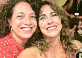 """Laura de la Uz y Tahimí Alvariño, dos de las actrices que protagonizarán """"El regreso de Nicanor"""""""