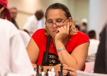 La Gran Maestra Maritza Arribas. Foto: Calixto N. Llanes/Jit.