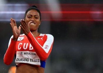 Omara Durand. Foto: twitter.com/Paralympics