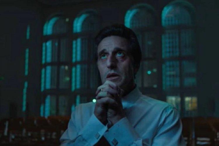 El actor Diego Peretti interpreta al pastor evangélico Emilio, protagonista de El Reino.