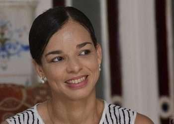 La directora del BNC, Viengsay Valdés. Foto: BNC.