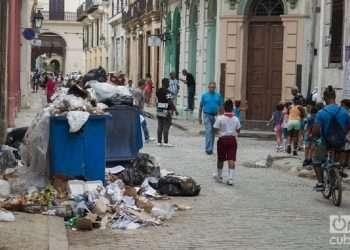 Centro Habana. Foto: Otmaro Rodríguez/OnCuba/Archivo.