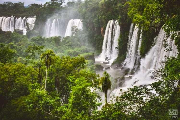 Cataratas del Iguazú. Foto: Kaloian Santos Cabrera.