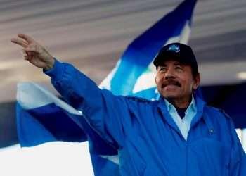 Presidente de Nicaragua, Daniel Ortega. Foto: EFE/Esteban Biba/Archivo.