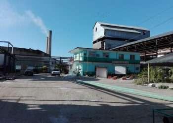 Destilería de Puerto Padre, en la provincia cubana de Las Tunas. Foto: priodico26.cu