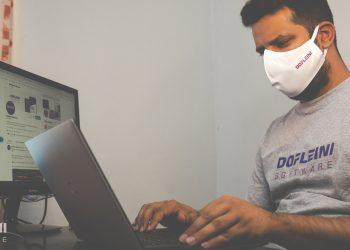 La Mypime cubana Dofleini, especializada en productos informáticos. Foto: Cubadebate vía Dofleini / Archivo.