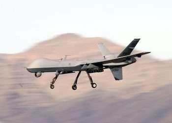 El MQ-9 (dron). Foto: Popular Mechanics.