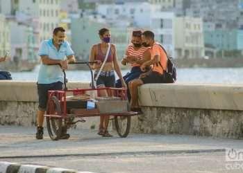 Malecón de La Habana, Cuba. Foto: Otmaro Rodríguez.