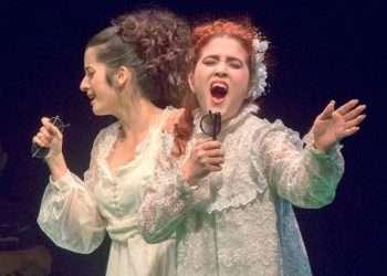 """Una de las obras del Festival: """"Como gustéis"""", de William Shakespeare, llevada a escena por Teatro El Público. Foto: Trabajadores."""