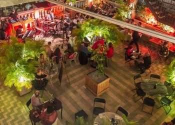 Restaurante Yarini Habana. Foto: Yarini Habana/Facebook.