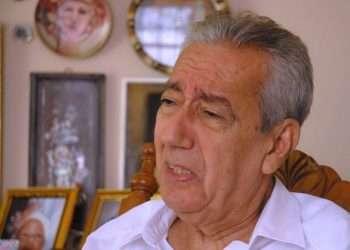 El doctor en Ciencias Médicas Ricardo González Menéndez murió este viernes, primero de octubre. Foto: Ecured.