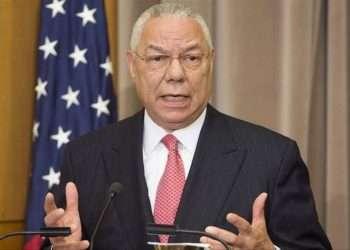 El exsecretario de Estado estadounidense Colin Powell. Foto: Efe.