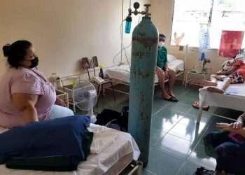 Pinar del Río sigue siendo el territorio de peor situación epidemiológica. Otra vez muestra cifras superiores a los mil casos, con 1283 este día. Foto: Radio Guamá.