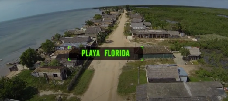 Foto: Captura de pantalla de audiovisual de Radio Florida de Cuba.
