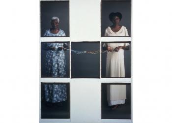 "María Magdalena Campos-Pons, ""Replenishing"", 2001."