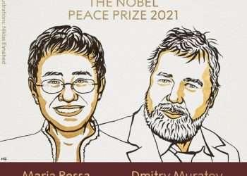 Foto: twitter.com/NobelPrize/
