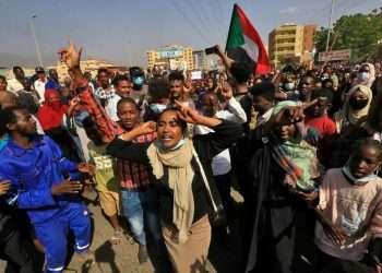 Sudán, octubre de 2021. Foto: AFP, vía El País.